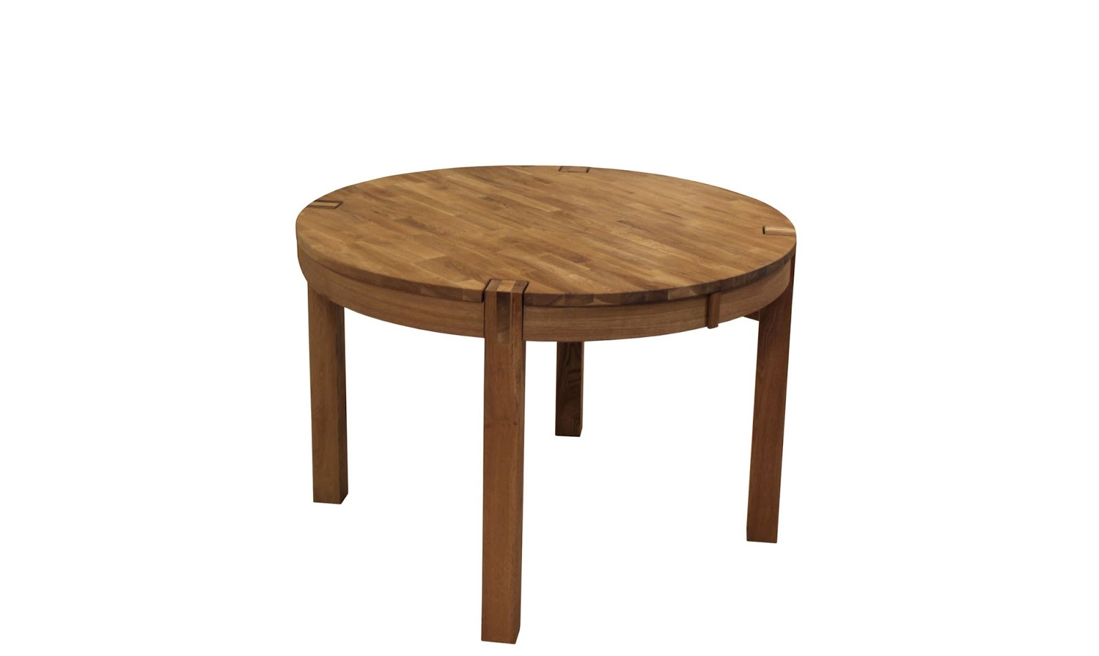 Oak chairs for dining room table almirah for Dining room round table