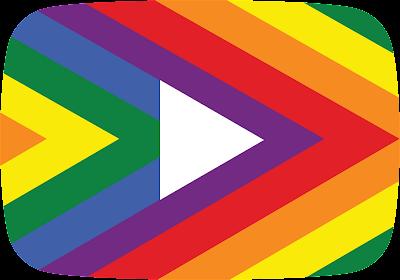 📷 Logo colors do YouTube | Reprodução