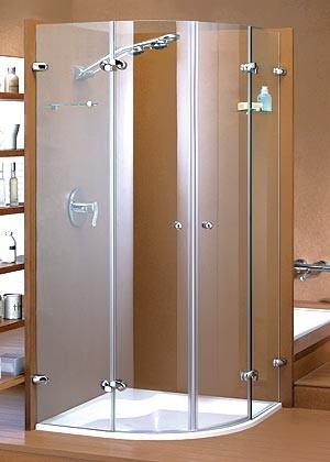 Marzua mamparas de ducha para platos angulares - Mamparas de ducha angulares ...