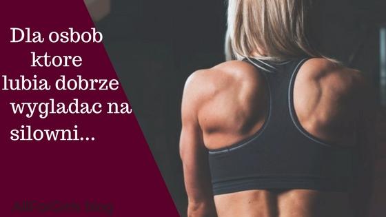 Dla osób które lubią dobrze wyglądać na siłowni | Czy będą posty motywacyjne?!
