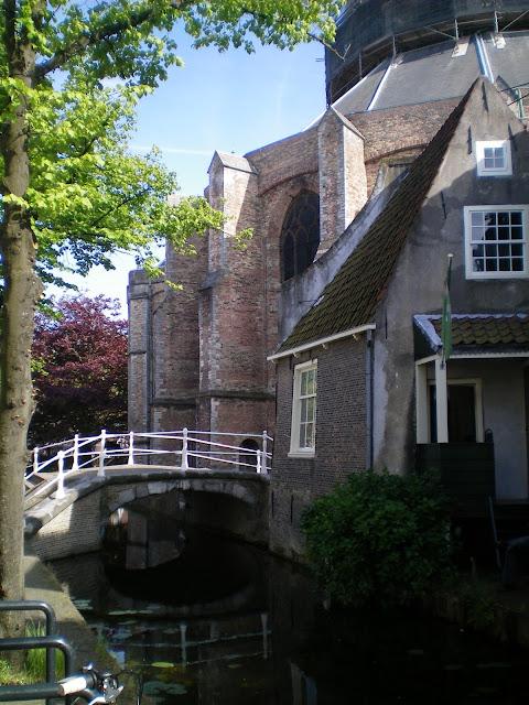 Delf ciudad en Holanda
