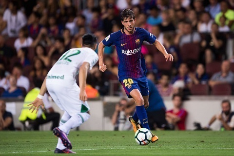 Roberto sở hữu tài năng tuyệt vời