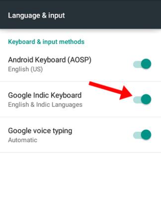 Select-Google-Indic-Keyboard-option