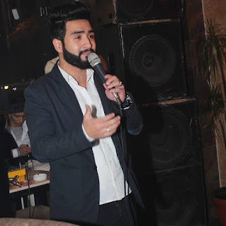 محمد حسام يُحيي حفل ثالث أيام عيد الأضحى المبارك
