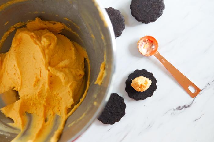 pumpkin cream filling
