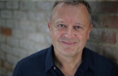 Patrick Hawes (Photo Tony Simpson)