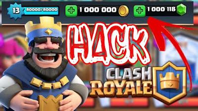 تحميل لعبة Clash Royale مهكرة كاملة للاندرويد (آخر اصدار)