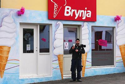 Islandia, País de Helados
