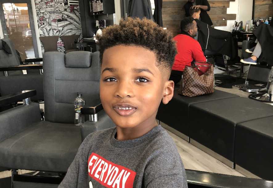 Jayden Tazz Jayden Shows You What Happens When He Gets A Haircut