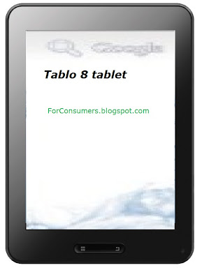Tablo 8 tablet review