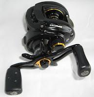 Reel Pancing Baitcast Abu Garcia Pro Max 3-L