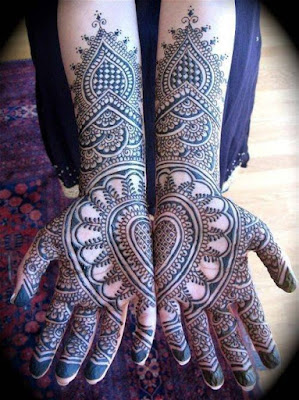 latest bridal mehndi designs 2017 for hands for full hands (18)