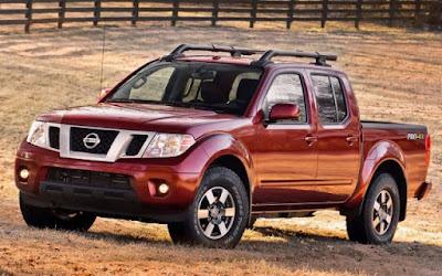 2019 Nissan Frontier Nouvelle génération de camion