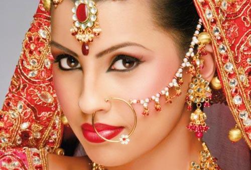 maquillaje arabe belly dance