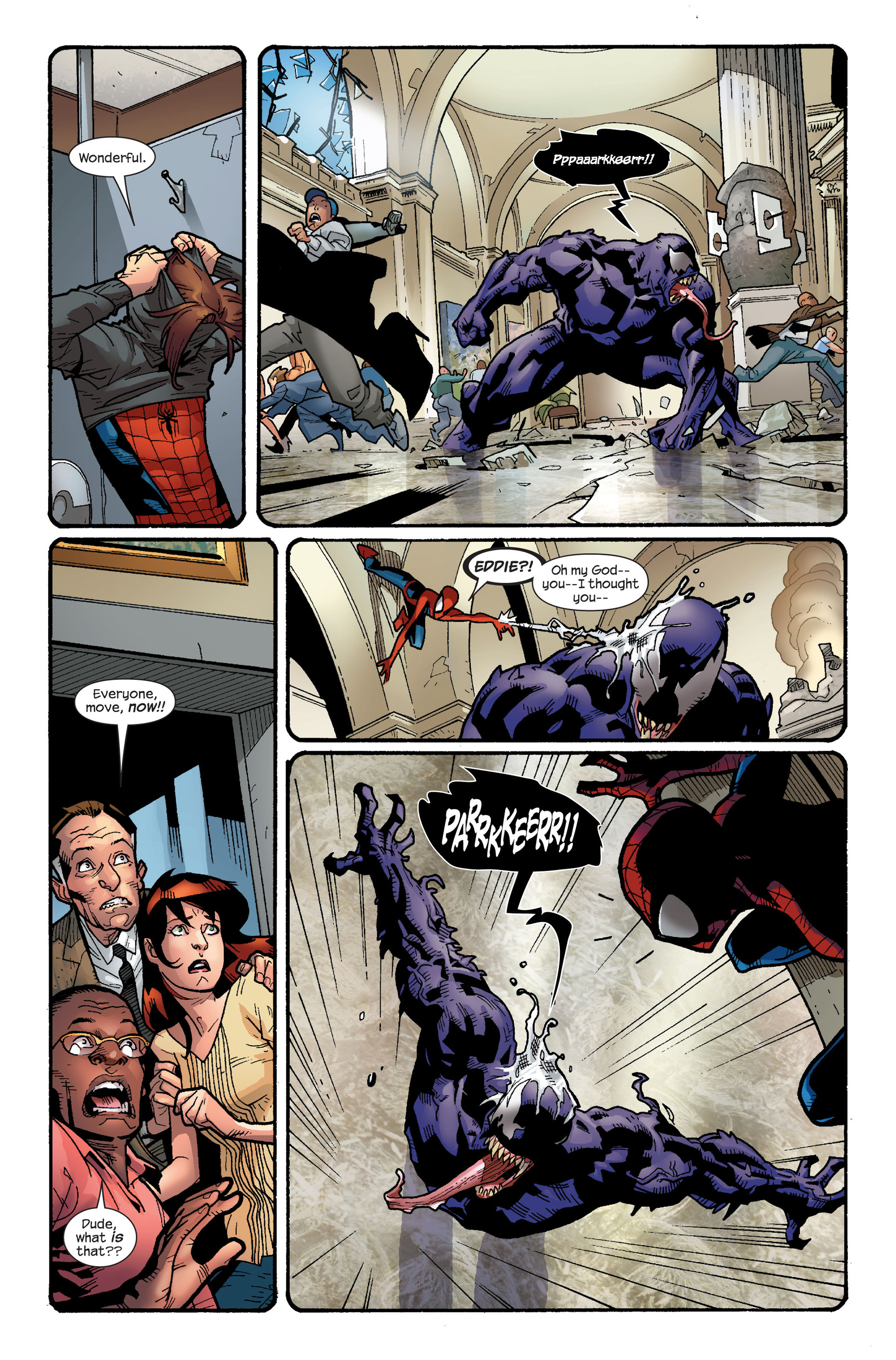 Read online Ultimate Spider-Man (2000) comic -  Issue #123 - 20