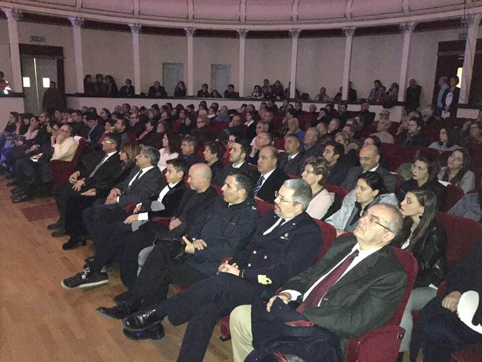 Premio 28 dicembre città di Ortona a Sonia Albanese -VIDEO - PuntOrtona