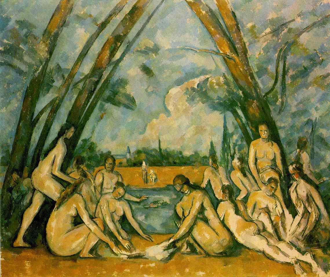 Cezanne Nude 49