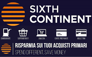 Sixthcontinent, cashback,