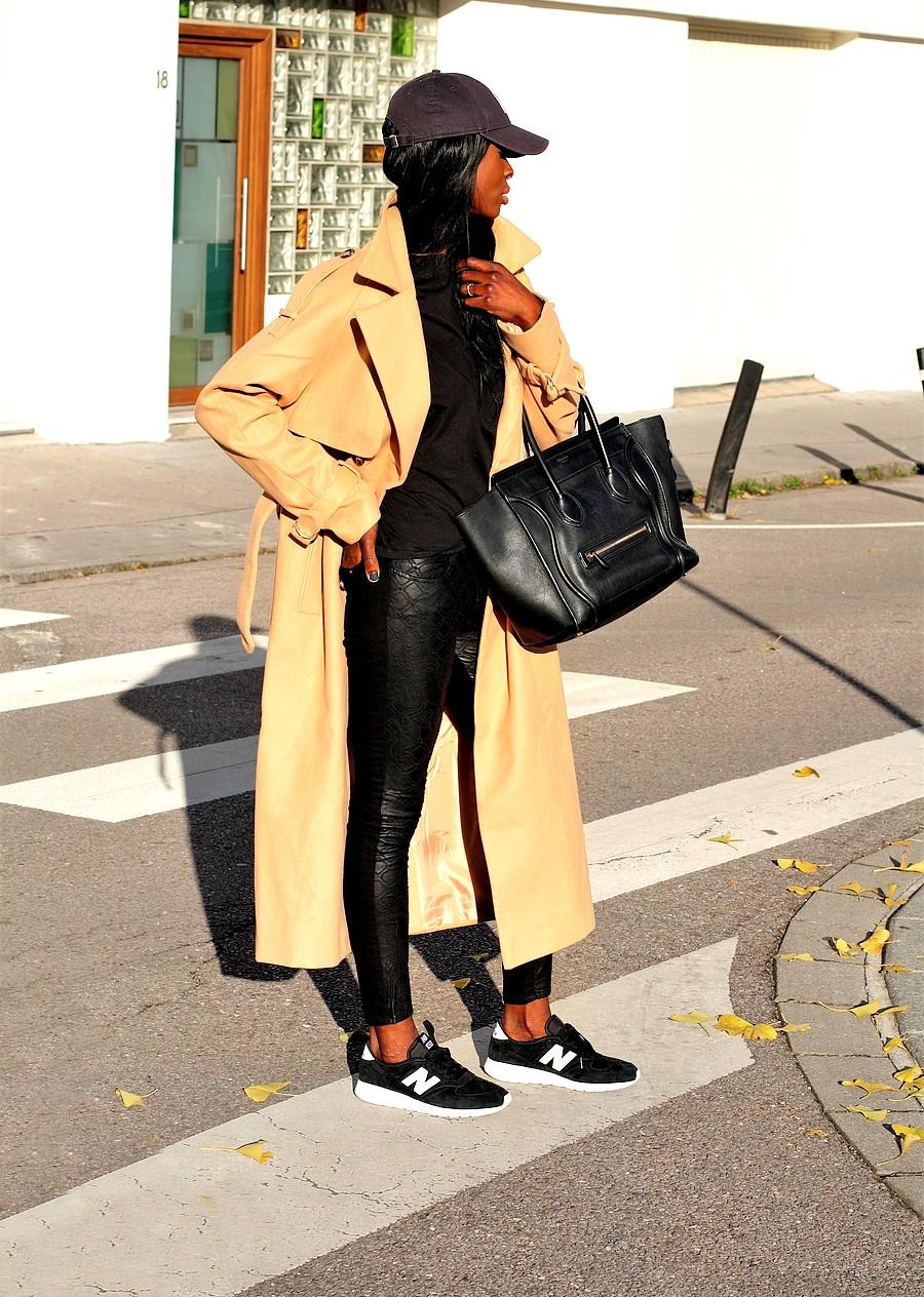 inspiration-look-tendance-baskets-manteau-long-casquette-sac-celine