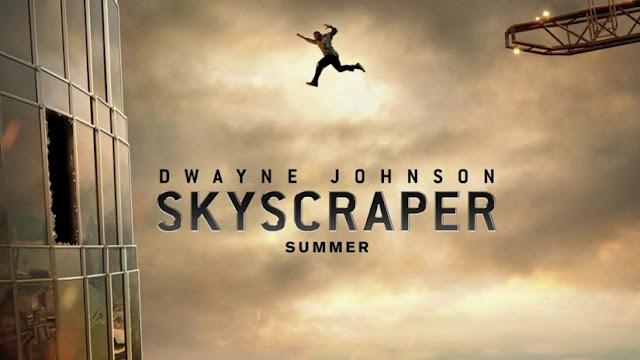 Skyscraper 2018 Poster HD