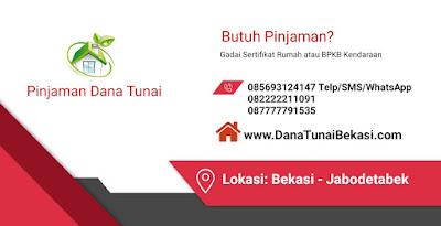 Pinjaman Uang daerah Bekasi