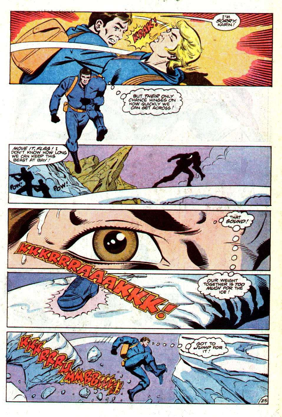 Read online Secret Origins (1986) comic -  Issue #14 - 28