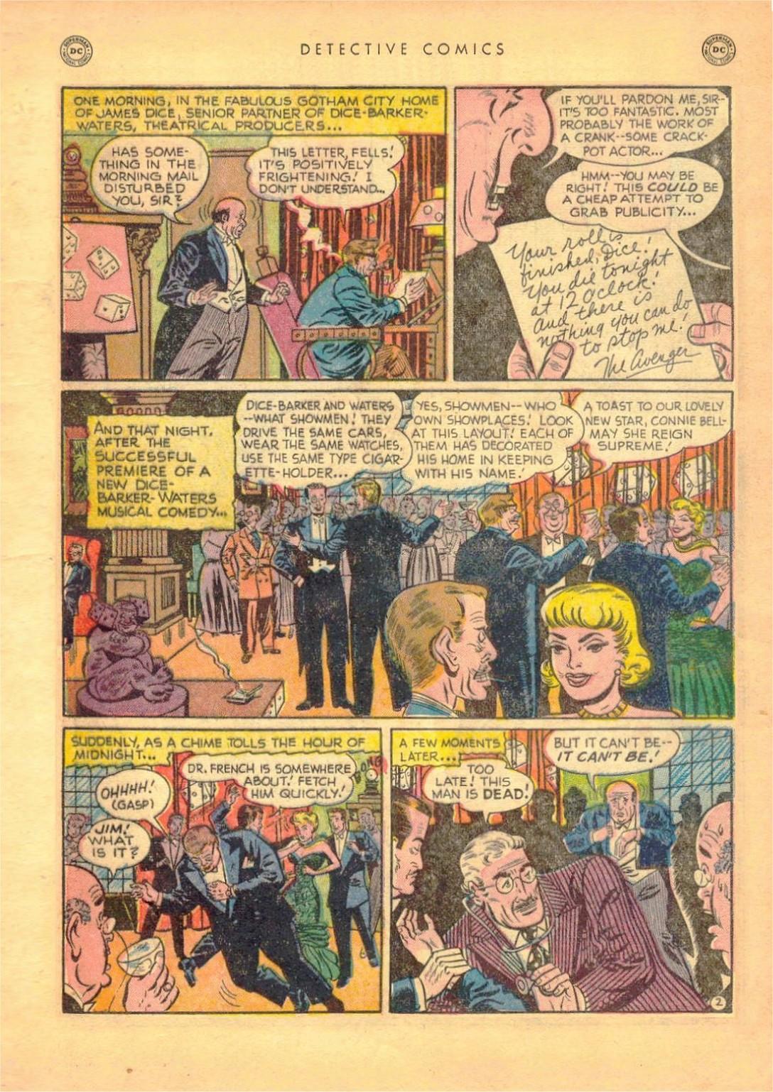 Detective Comics (1937) 161 Page 3