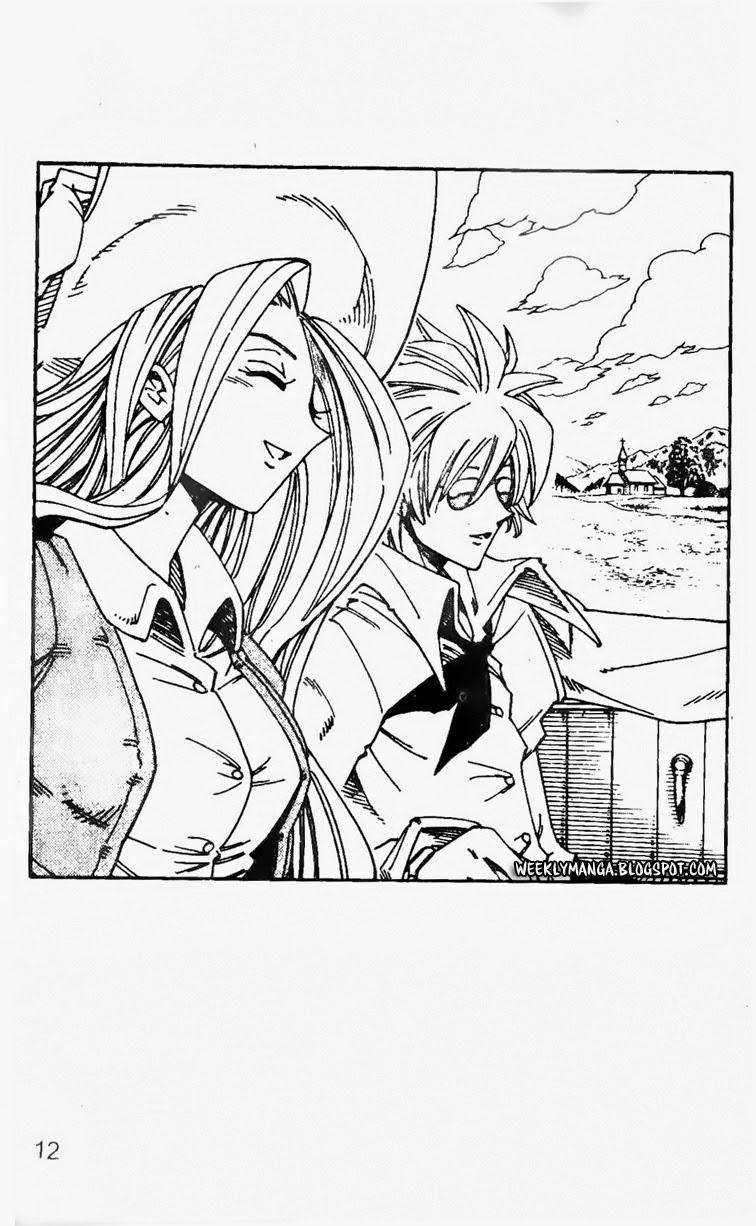 Shaman King [Vua pháp thuật] chap 130 trang 4