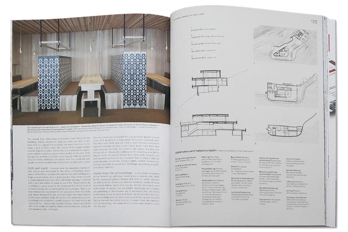 Architektur Magazin radon photography norman radon veröffentlichung in architektur