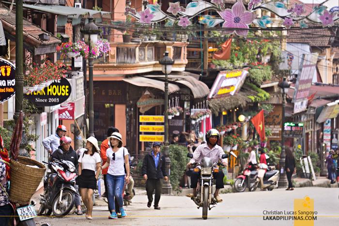 Sapa Vietnam Town