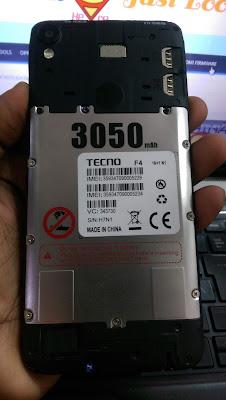 Tecno F4 Frp Remove