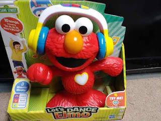 Sesame Street Let's Dance Elmo coloring pages coloring.filminspector.com