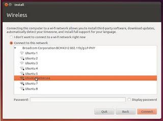 Cara menginstal Ubuntu di Laptop