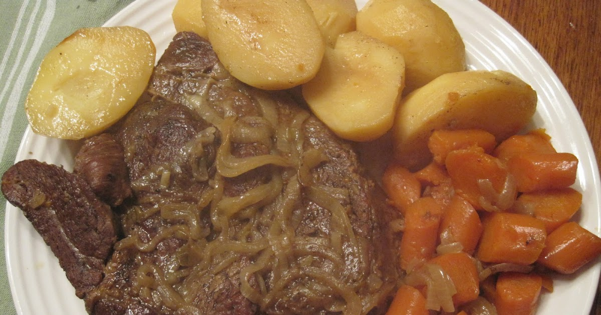Best Pot Roast Ever Slow Cooker Recipe Truelife Kitchen