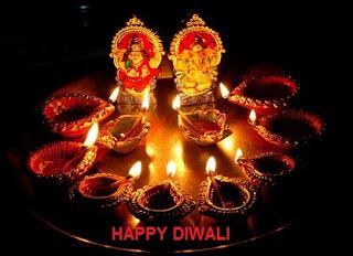 Happy Diwali 2018 Rangoli HD Photos