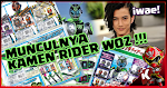 Munculnya Kamen Rider Woz (Iwae! - Iwae!) - Scan Catalog