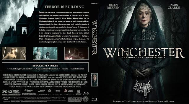 Winchester Bluray Cover
