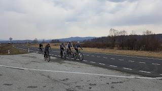 Велосипедисты Кефир клуба