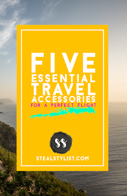 5 essential travel accessories for a perfect flight