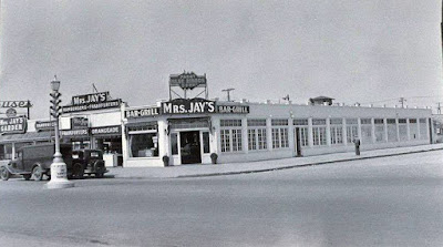 The Stone Pony was a bar called Mrs. Jays in Asbury Park, New Jersey before the legend began! Although judging by these photo's, this place was already legendary!!