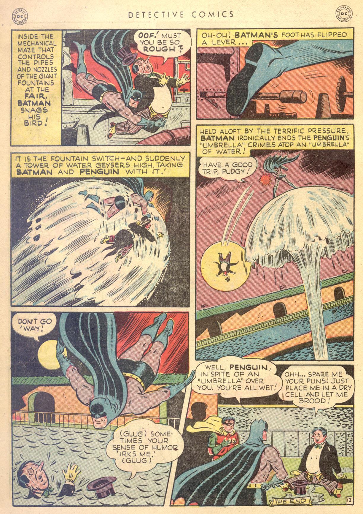 Read online Detective Comics (1937) comic -  Issue #134 - 14