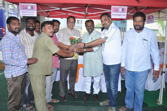 Marwari Yuva Manch Organizes Cancer Detection Camp in Kudlu Gate