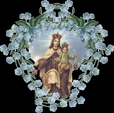 Resultado de imagen para Â¡Virgen del Carmen bella!