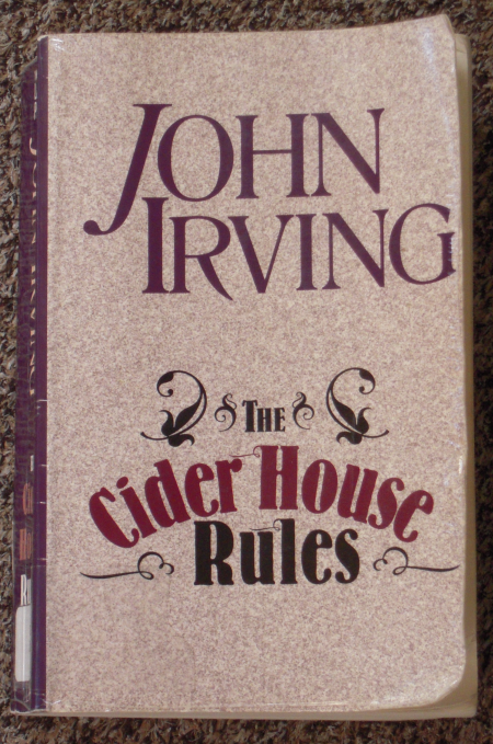 Cider House Rules Book