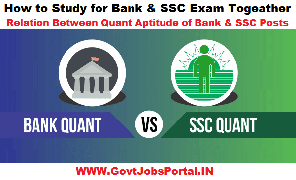 Preparation of Quantitative Aptitude for Banking and SSC Exam