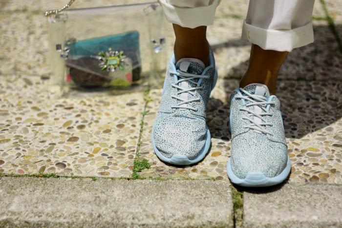 3b84cfd87f Zapatillas Nike Roshe Run Print - Foot Locker