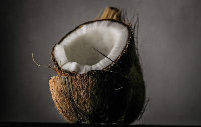 Coconut Helps  To Get Silky Hair Overnight - Home Remedies