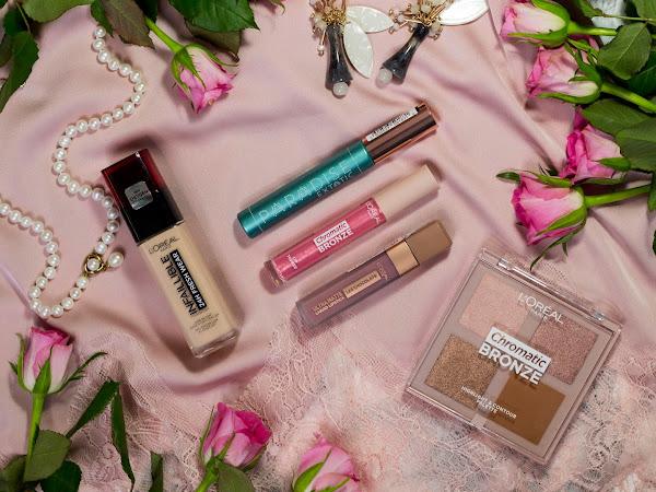 Verführerischer Make Up Look mit L'Oréal Paris