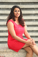 Shravya Reddy in Short Tight Red Dress Spicy Pics ~  Exclusive Pics 059.JPG