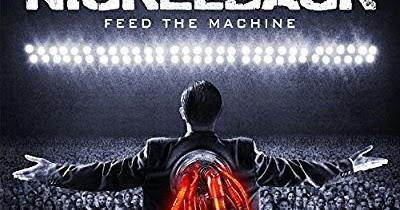 nickelback feed the machine release date